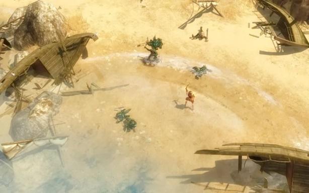 Titan Quest Anniversary Edition PC Game
