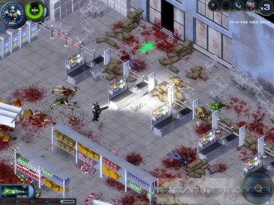 Alien Shooter 2 Pc Game
