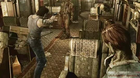 Resident Evil Zero HD Remaster PC Game