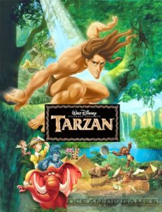 Tarzan PC Game Download Free
