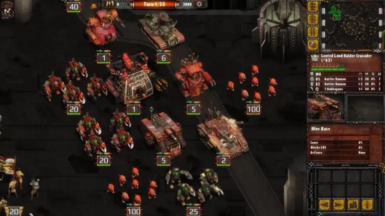 Warhammer 40000 Armageddon Da Orks PC Game