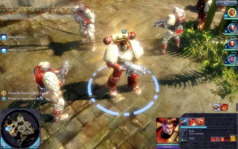 Warhammer 40k Dawn of War 2 PC Game