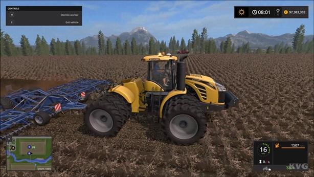 Farming Simulator 17 Pc Game