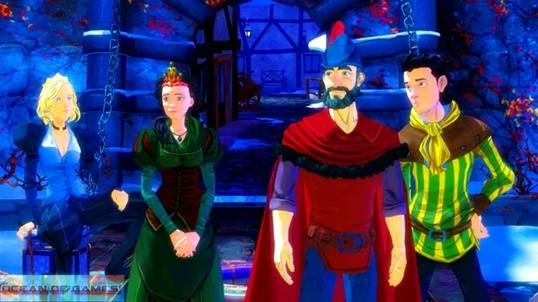King's Quest Chapter 4 PC Game