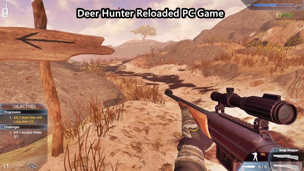 Deer Hunter Reloaded PC Game