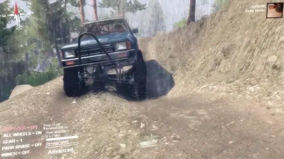 Spintires MudRunner PC Game