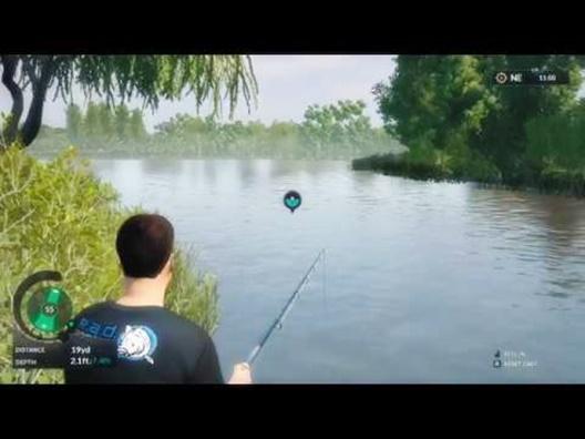 Euro Fishing Manor Farm Lake PC Game