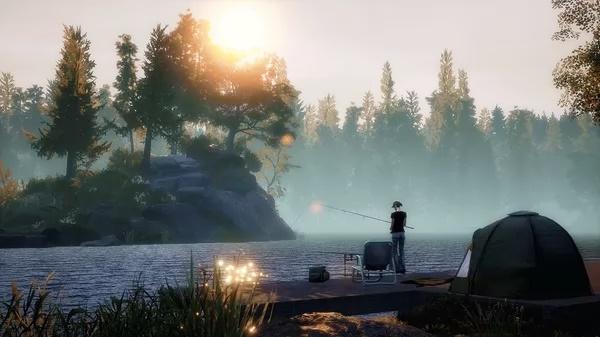 Euro Fishing Waldsee PC Game