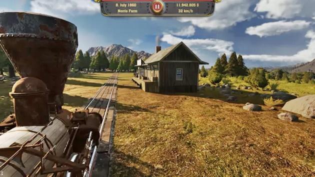 Railway Empire PC Game