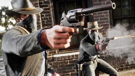 Ocean of games Red Dead Redemption 2
