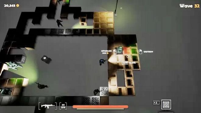 Zombie Bitcoin Defense PC Game