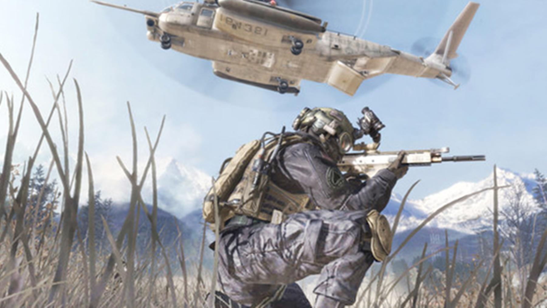 Call Of Duty Modern Warfare 2 Download Free