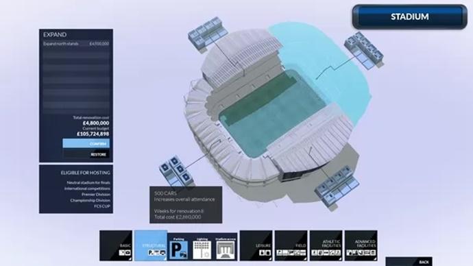 Football Club Simulator 19 PC Game