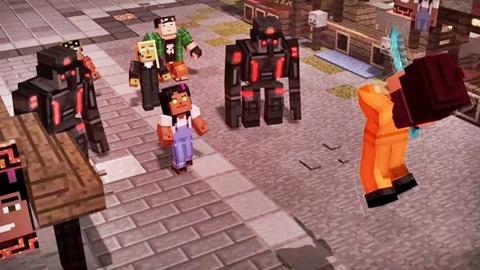 Minecraft Multiplayer Online PC Game