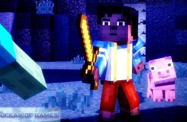 Minecraft Story Mode Episode 2