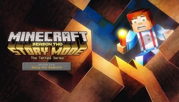Minecraft Story Mode Season Two Episode 4 PC Game