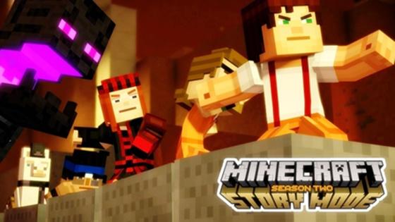 Minecraft Story Mode Season Two Episode 4