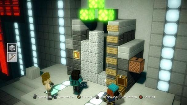 Minecraft Story Mode Season Two Episode 5