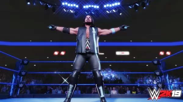 WWE 2K19 Pc Game