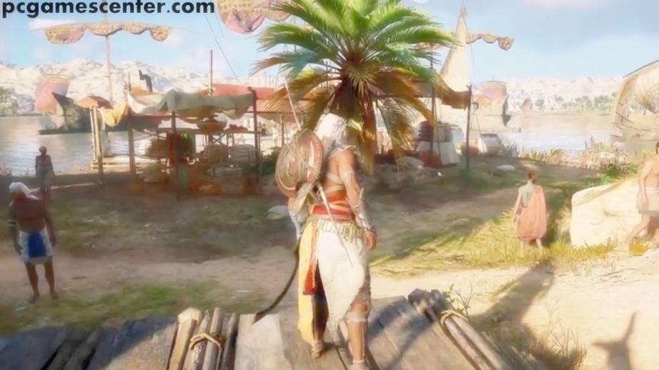 Assassins Creed Origins With all DLC updates