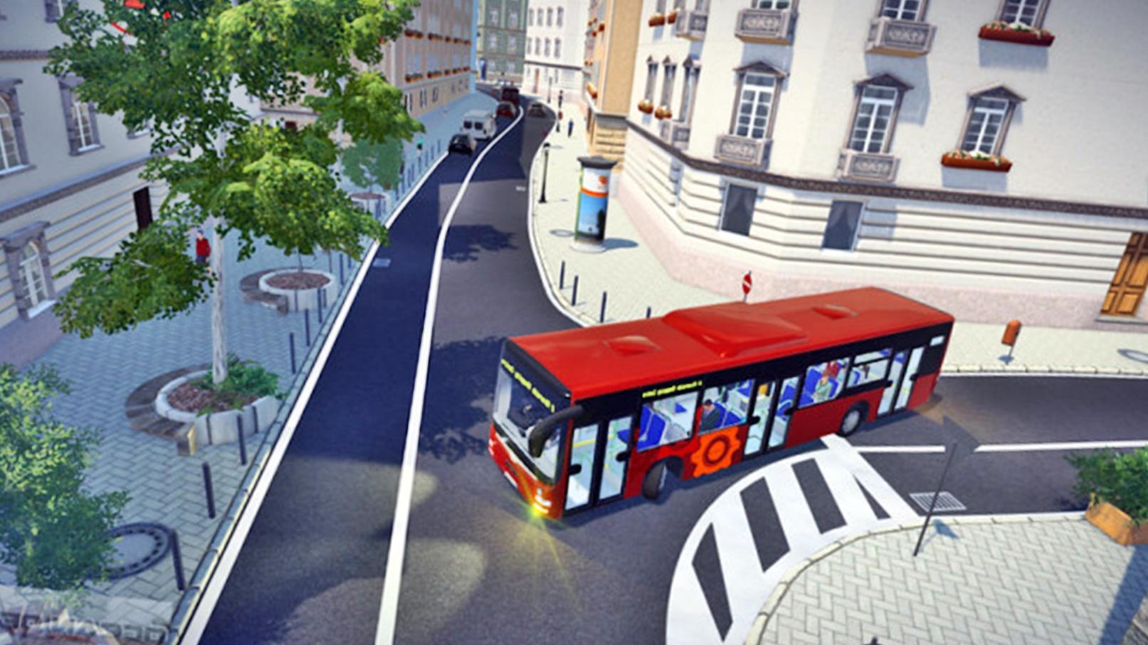 Bus Simulator 16 Free Download