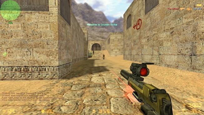 Counter Strike 1.6 PC Game