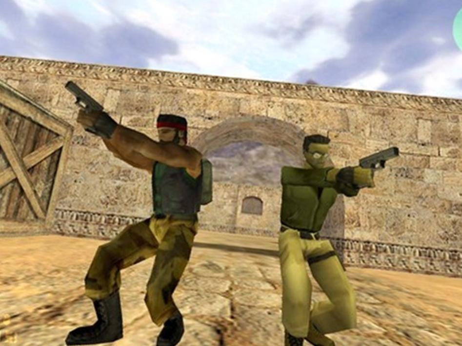 Counter Strike 1.6 War Space Multiplayer Free Download