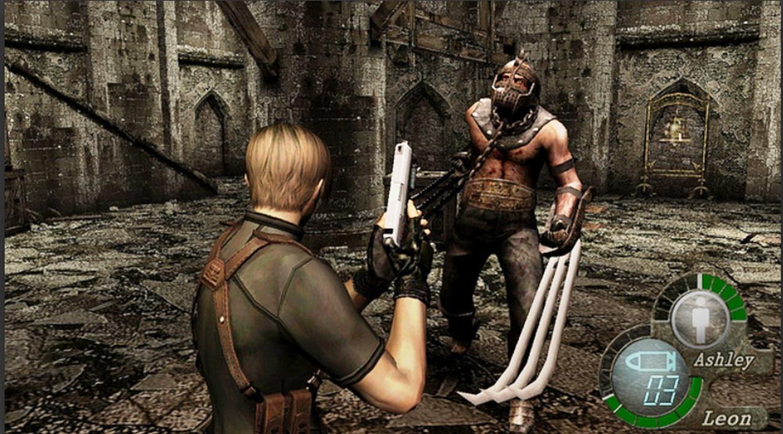 Resident Evil 4 Pc Game,