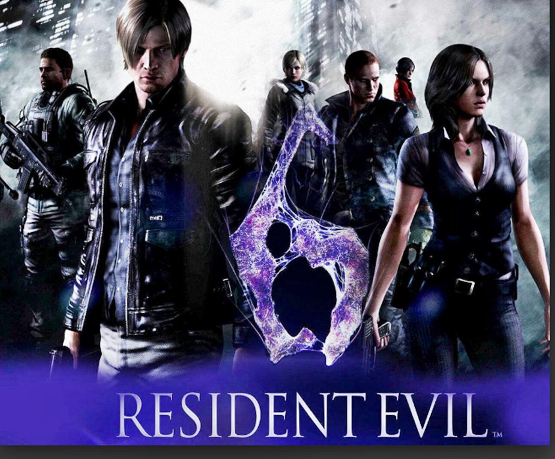 Resident Evil 6 Download Free