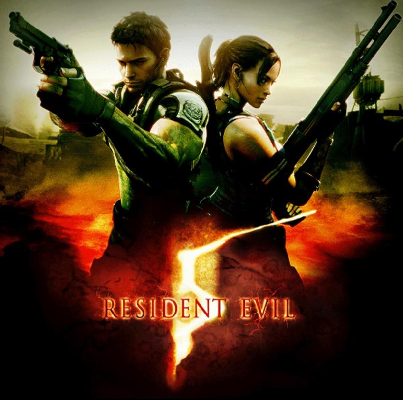 Resident evil 5 Download Free
