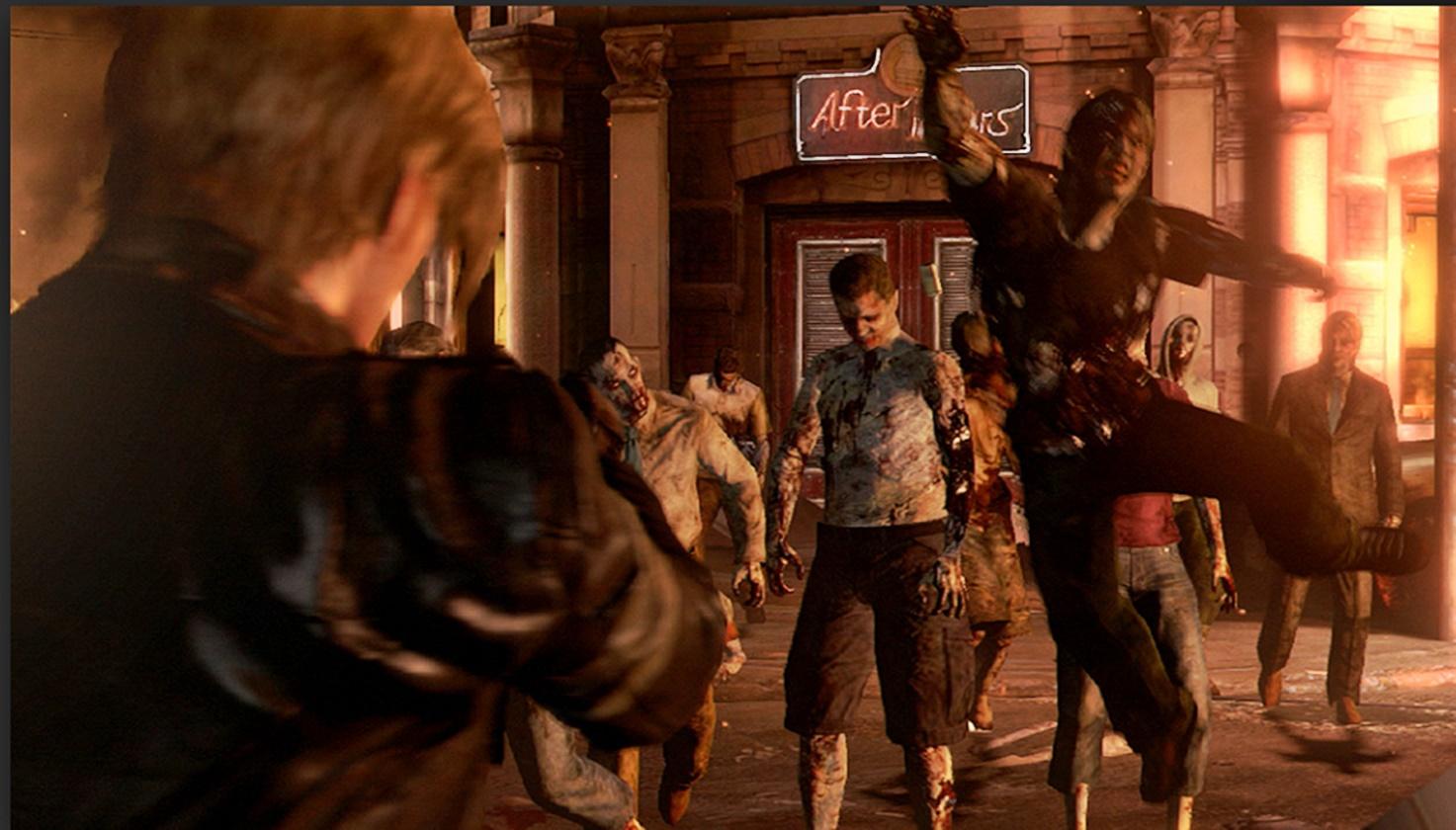 Resident evil 6 Pc Game