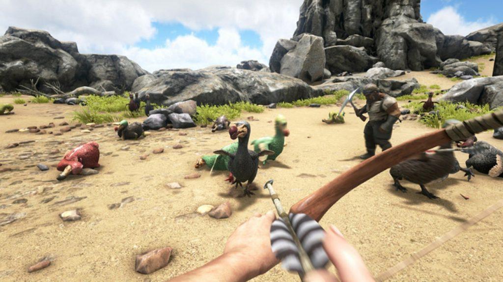 ark survival evolved pc