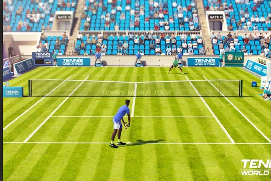 Tennis World Tour v1.13 Free Download