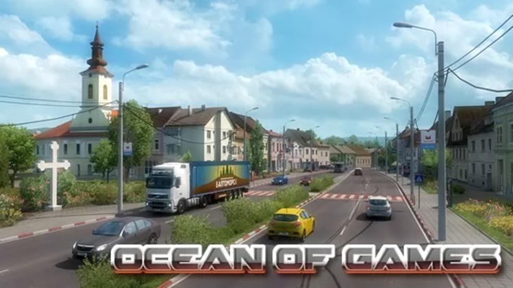 Euro Truck Simulator 2 Road to the Black Sea CODEX PC Game