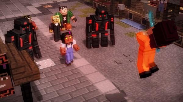 Minecraft Multiplayer Online