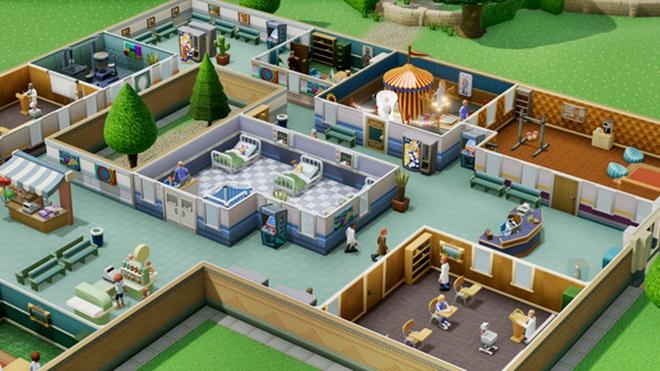 2 Point Hospital REMIX CODEX PC Game