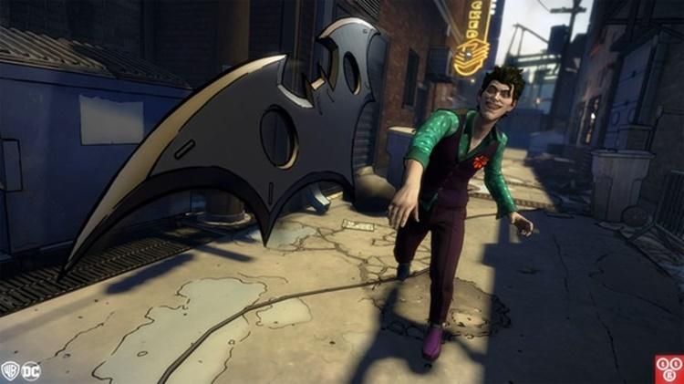 Batman The Enemy Within TT Series Shadows Edition CODEX PC Game