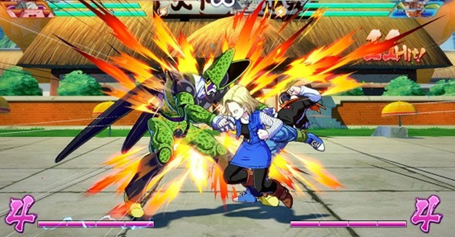 Dragon Ball FighterZ Pc Game