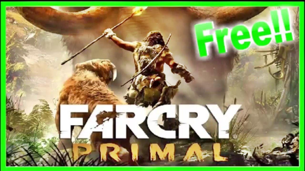 Far Cry Primal Download Free