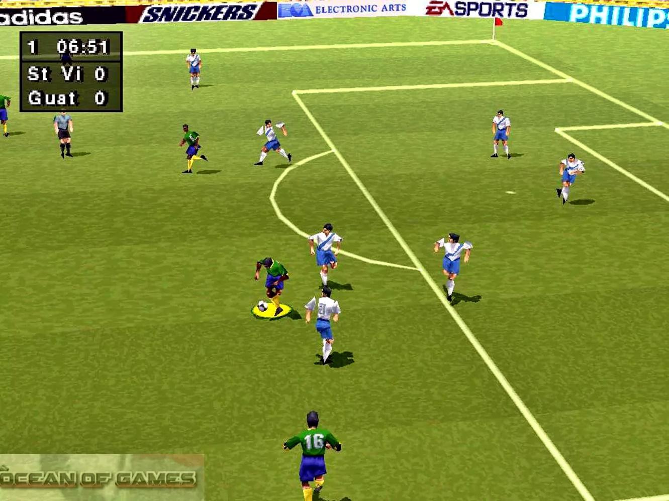 Fifa 98 pc full game