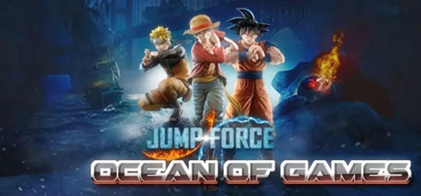 JUMP FORCE v2.00 CODEX Free Download