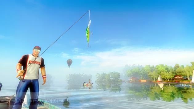 Rapala Pro Fishing PC game