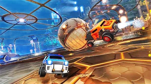 Rocket League v 1.59 PC Game