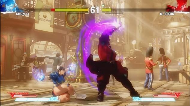 Street Fighter V Champion Edition CODEX PC Game