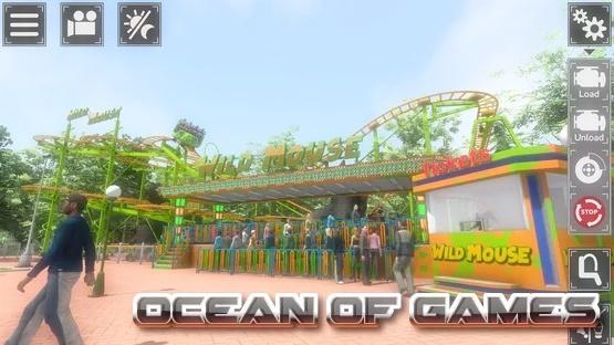 Theme Park Simulator TiNYiSO