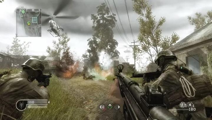 Call of Duty 4: Modern Warfare - Play Game Online