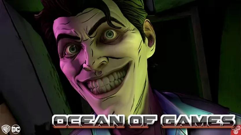 Batman The Enemy Within TT Series Shadows Edition CODEX