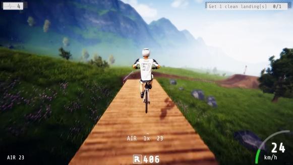 Descenders Bike Parks PLAZA PC Game