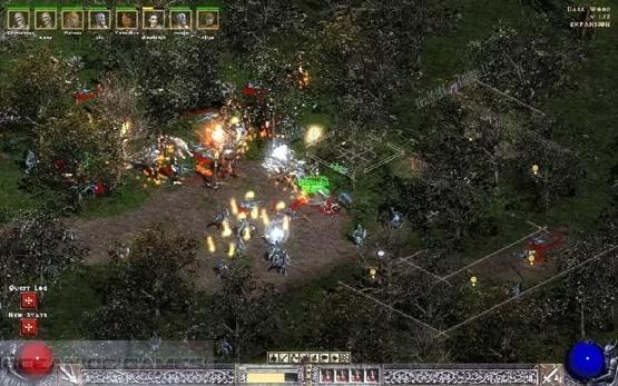 Diablo 2PC Game