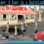 Dont Escape 4 Days in a Wasteland PC Game